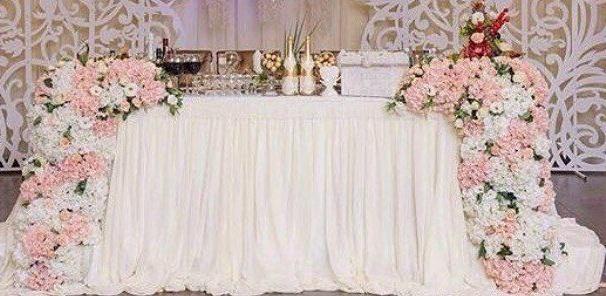 свадебный зал оформление