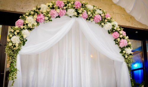 Арка на свадьбу Дмитров