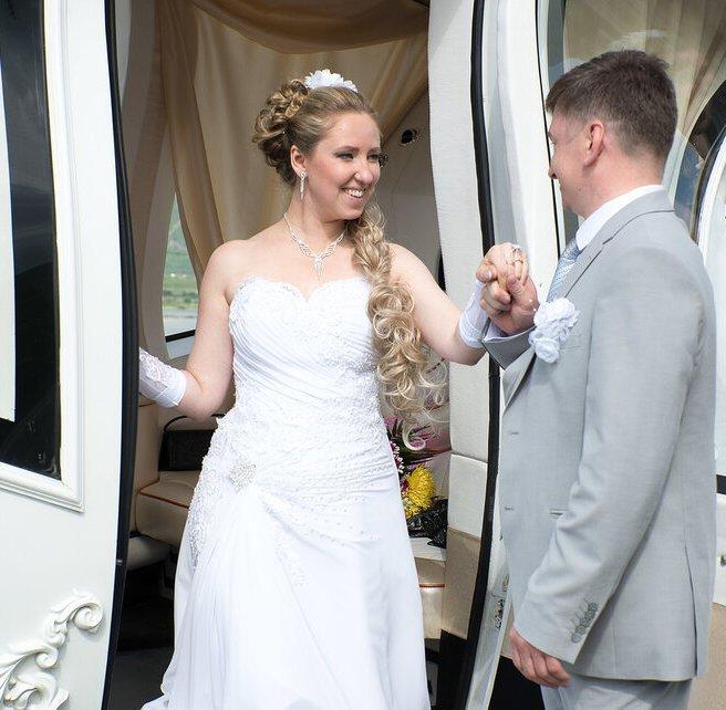 Регистрация брака выездная