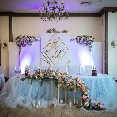 Задник премиум класса на свадьбу