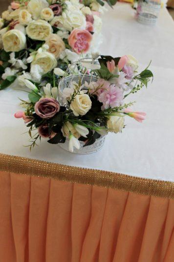 Свадебный зал украшение Москва