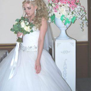 Оформление свадьбы в белом