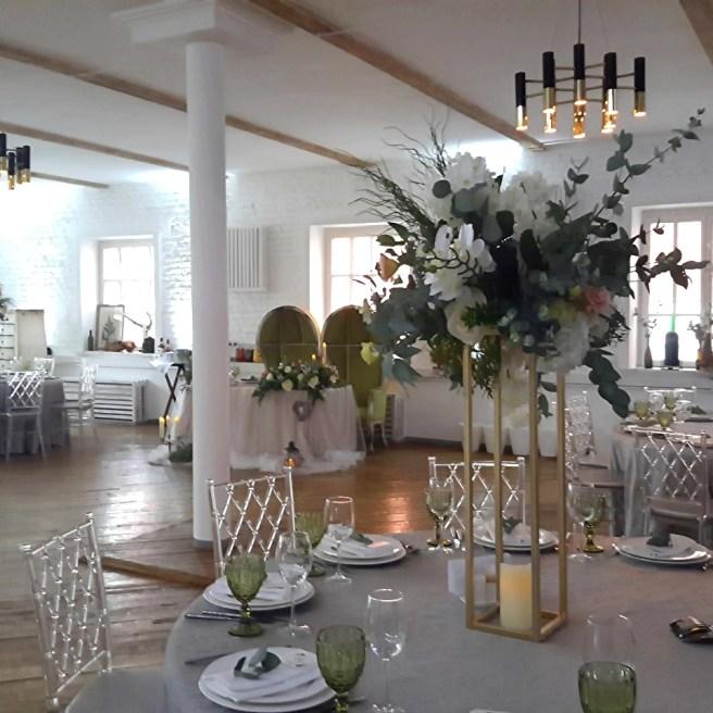 Лофт свадьба организация