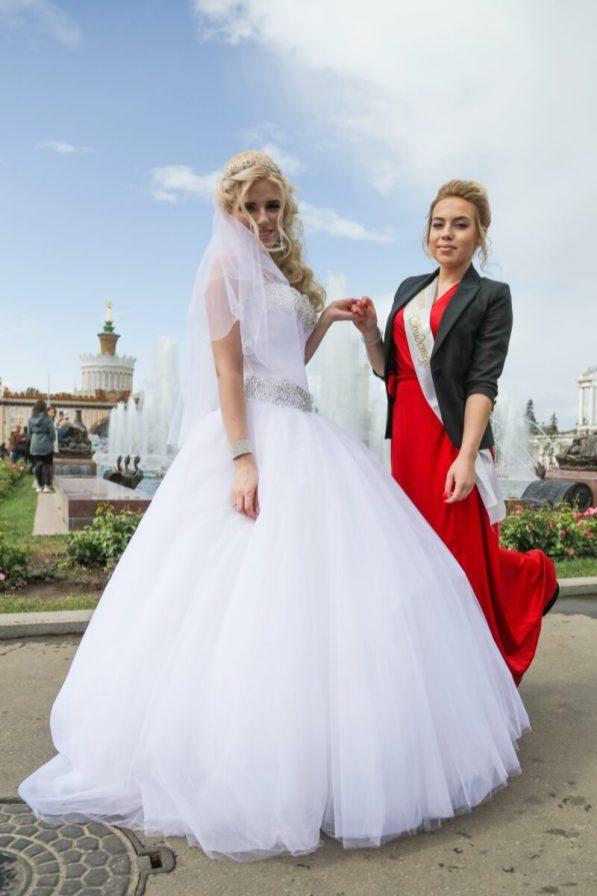 организация свадебной фотосессии Москва