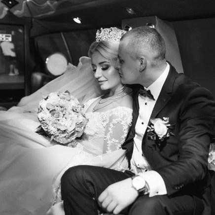 Свадьба в ретро-стиле
