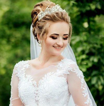 Свадебный макияж Москва
