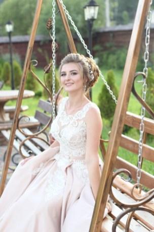 Свадебный визажист Москва