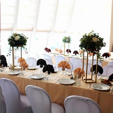 Оформление свадьбы в белом фото