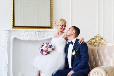 Макияж на свадьбу невесте фото