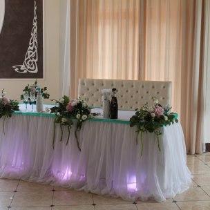 Украшенные залы на свадьбу Москва