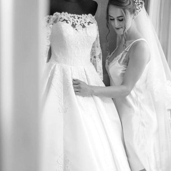 Невеста свадьба фото с платьем