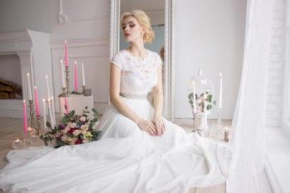 Прическа на свадьбу недорого Москва
