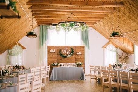 Свадебные залы оформление