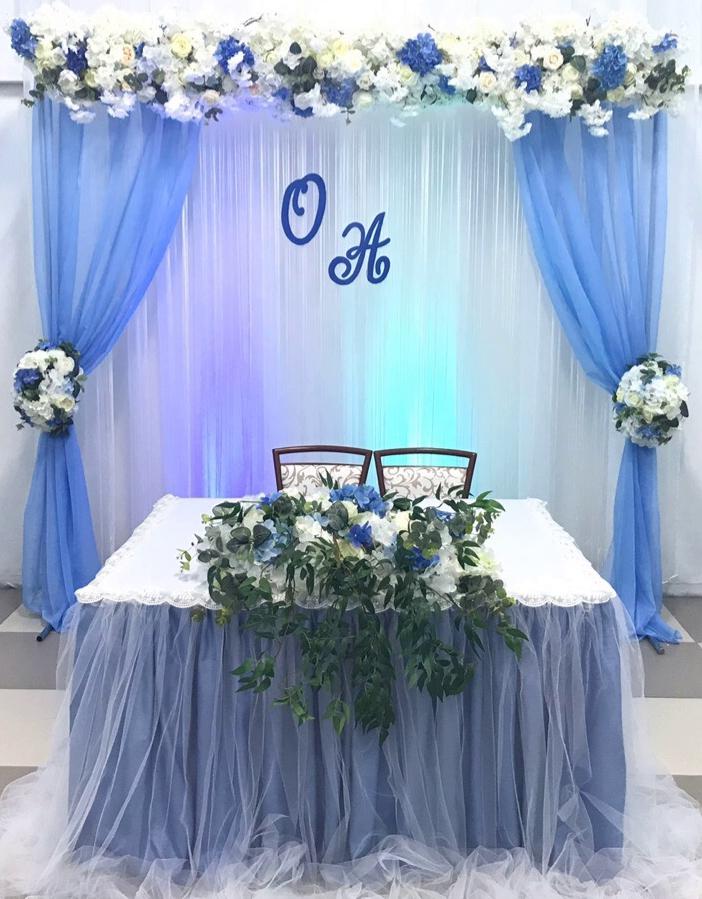 свадьба в голубом 3-1