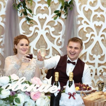 Пудровая свадьба 8
