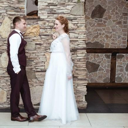 Пудровая свадьба 4
