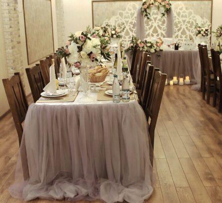 Украшение цветами на свадьбу Москва