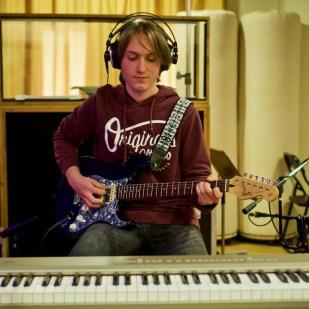 Polinote-in studio di registrazione 19