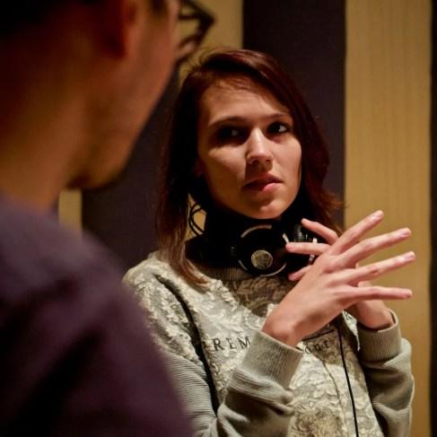 Polinote-in studio di registrazione 29
