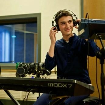 Polinote-in studio di registrazione 36
