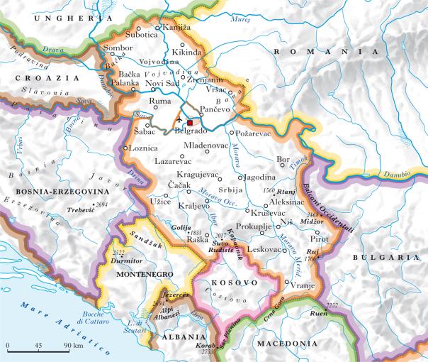 Kosovo e Serbia