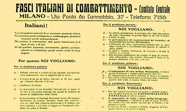 Scurati Mussolini