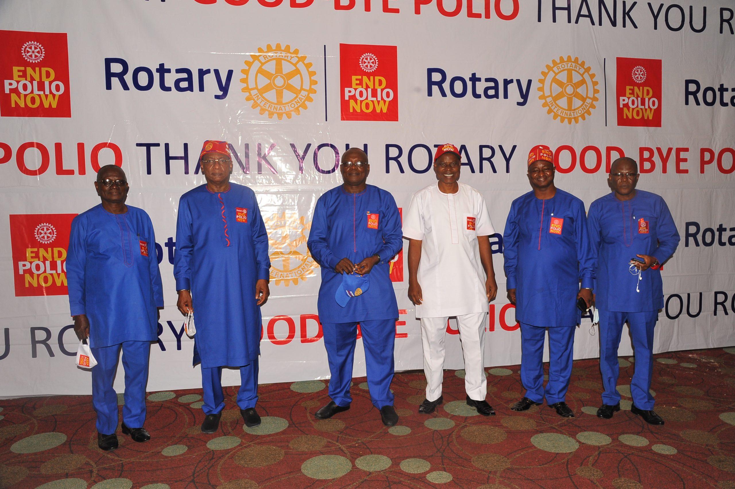 Nigeria National PolioPlus Committee Members