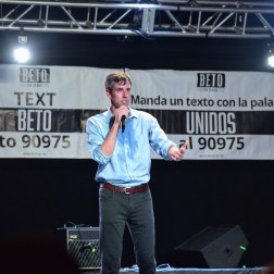 1020180817 Beto in San Antonio