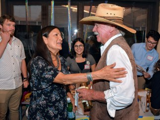 20180825 Deb Haaland Corrales Reception 11