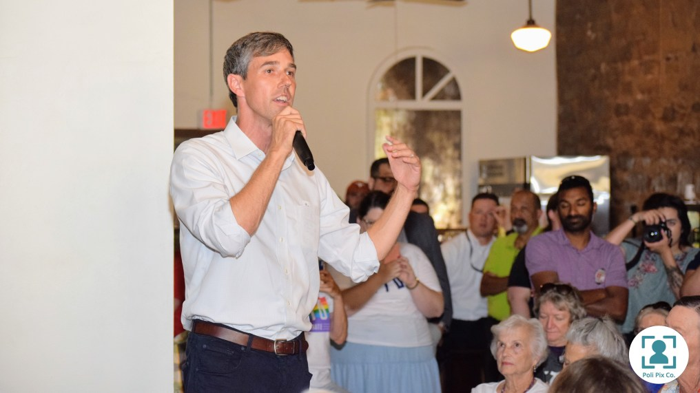 20180829 Beto Town Hall - Sweetwater, TX 11