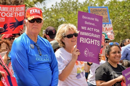 Families Belong Together Rally 28