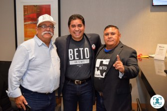 Final Weeks With Beto 97