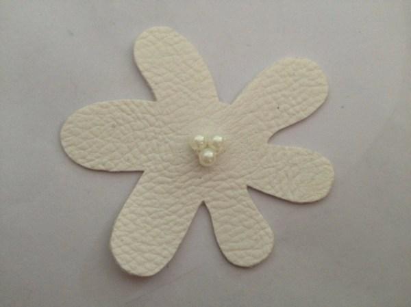 Elastyczna Odzież Biały sztuczny kwiat stanik z 3D ...