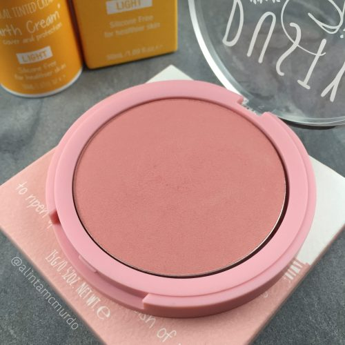 Dusty Girls Vegan Pink Ladies Blush Review and Swatches - Polish and Paws