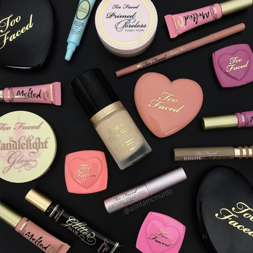 Too Faced is now owned by Estee Lauder - Polish and Paws Blog