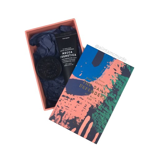 Mecca The Daily Defenders gift set