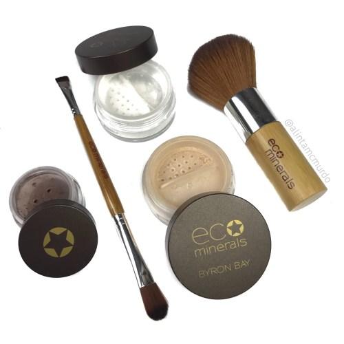 Eco Minerals natural, vegan and cruelty free makeup