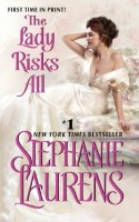 New Release: The Lady Risks All by Stephanie Laurens