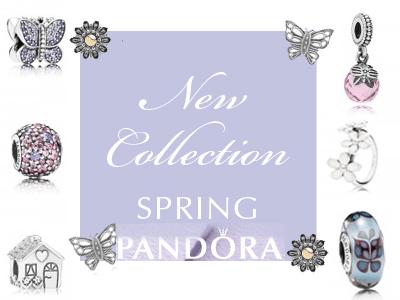 Pandora Spring Collection