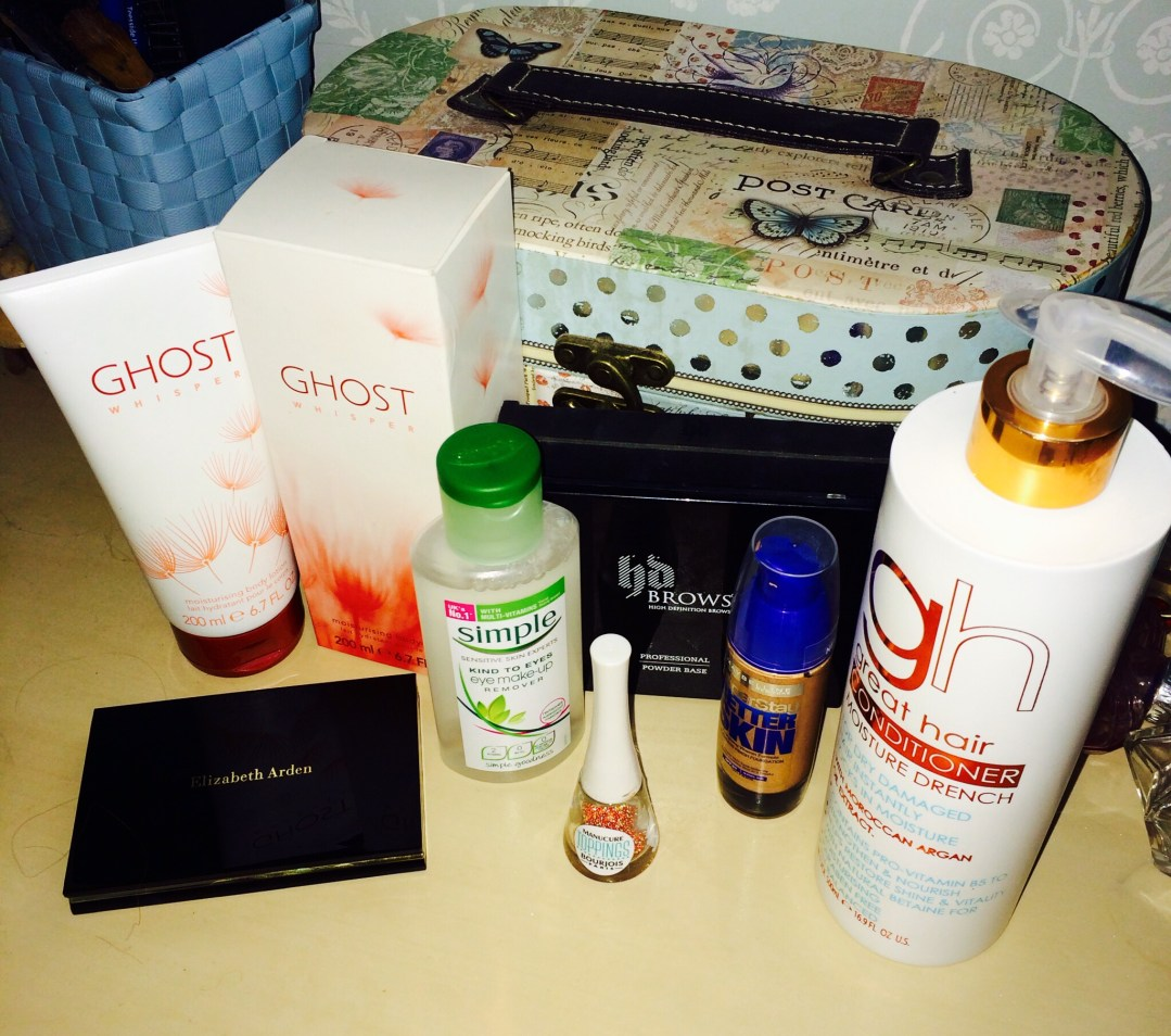 TKMaxx and Superdrug Haul