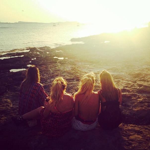 A week in Ibiza