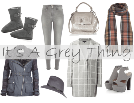 its a grey thing polished couture