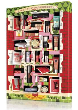 polished couture benefit advent calendar