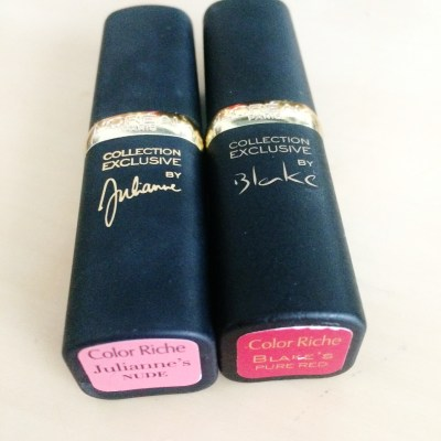 L'Oreal Paris Collection Exclusive Color riche Lipsticks Review Polishedcouture