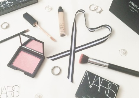 Nars blush and concealer