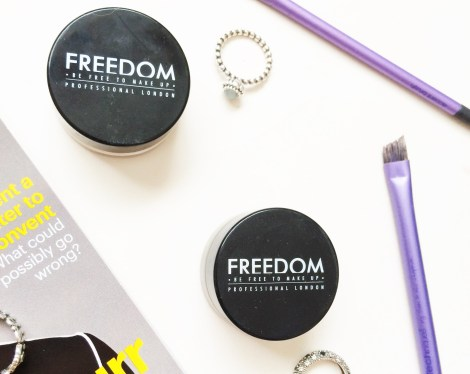 Freedom Brow Pomade