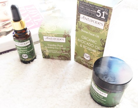 Antipodes Avocado Oil Skincare