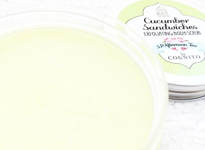 Afternoon Tea Cosmetics: Cucumber Sandwiches