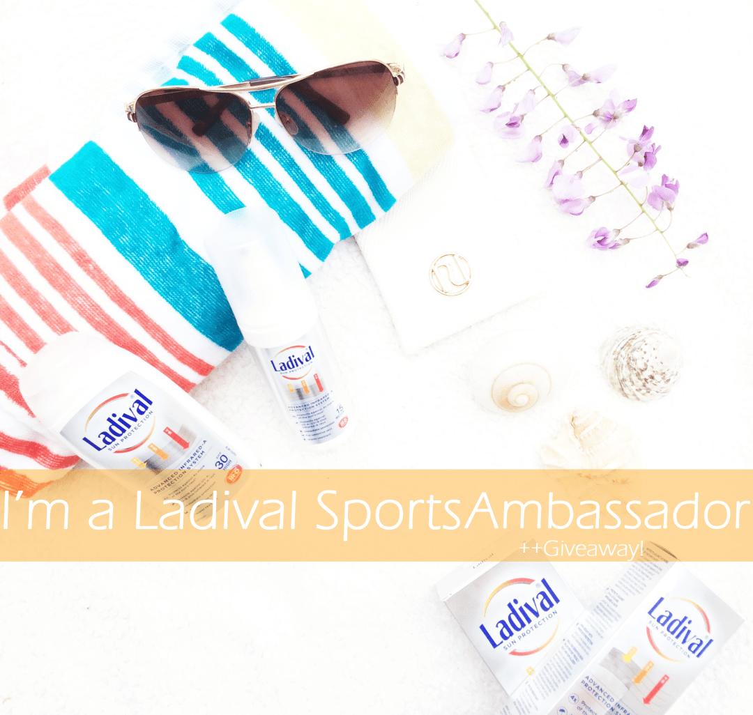 Ladival Sports Ambassador