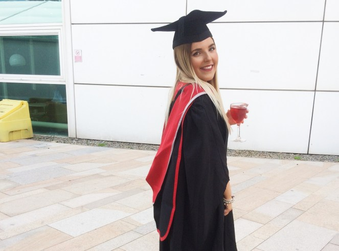 I've Graduated!